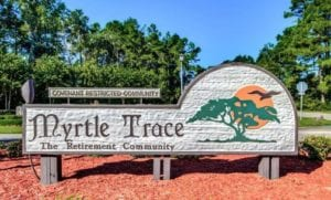 MYRTLE TRACE 55+